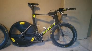 Scott TT Bike
